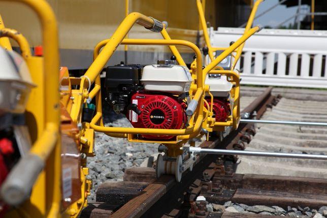 Zakrętarka kolejowa ROBEL 30.82HKS WYNAJEM !!! przecinarka 350mm