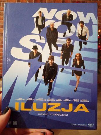 """Płyta DVD""""Iluzja"""""""