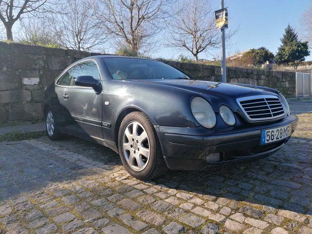 Mercedes-Benz clk 200 kompressor 192cv