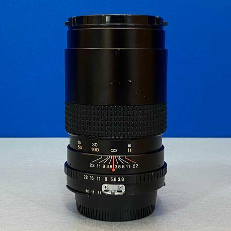 Tokina EL 200mm f/3.8 (Nikon Ai)