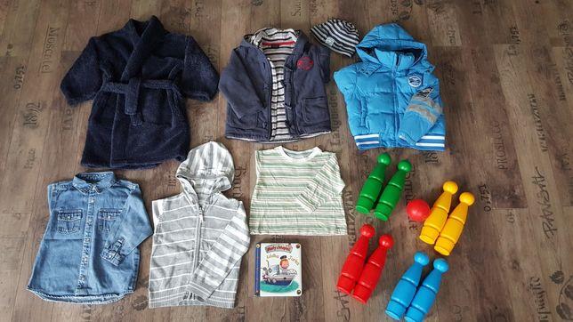 Zestaw ubranek dla chłopca 2-3 lata, rozmiar 92-98