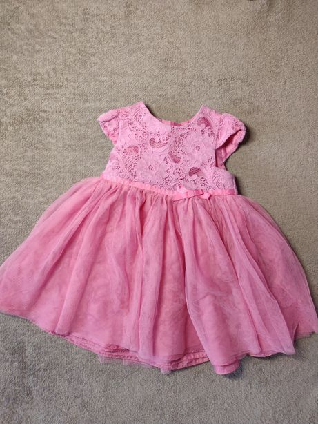 Платье George на 9-12 месяцев. Нарядное платье