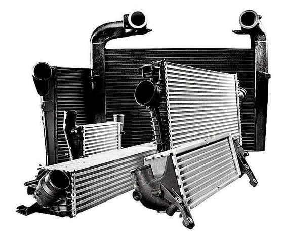 комплект Радиатор Кондиционер Skoda Fabia Octavia Rapid SuperB Roomste