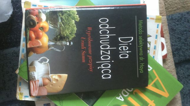 Dieta odchudzająca książka