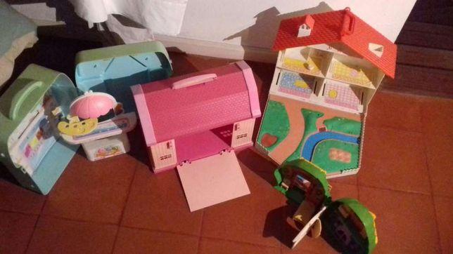 Casas de bonecas