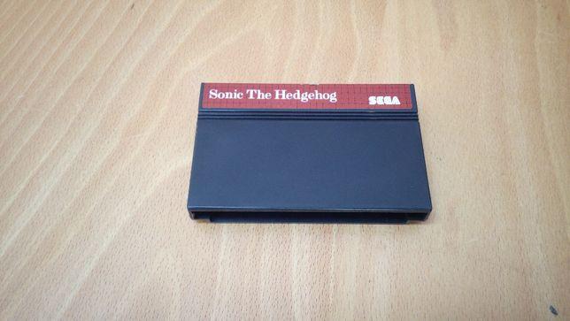 Sonic The Hedgehog 1 Sega Master System