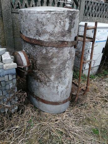 Zbiornik ocynkowany 1200 litrów