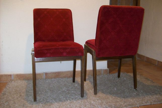 """Krzesła PRL """"Aga"""""""
