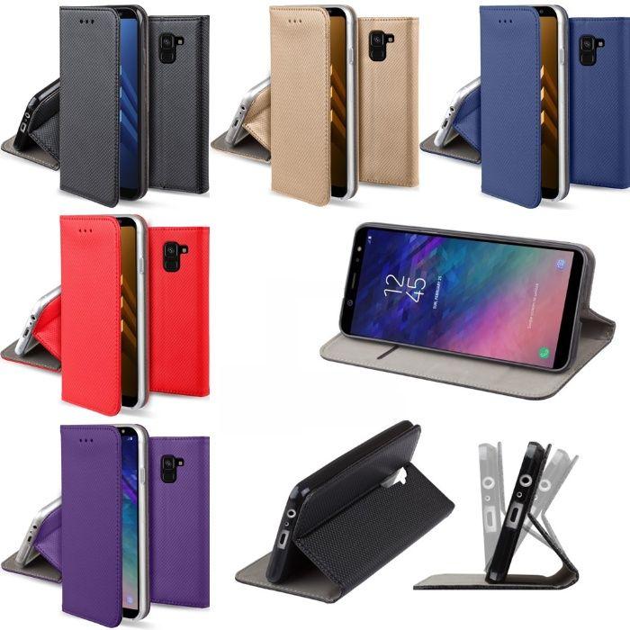 Etui Case Book Smart Magnet do Samsung Galaxy A6 2018 A600 Konin - image 1