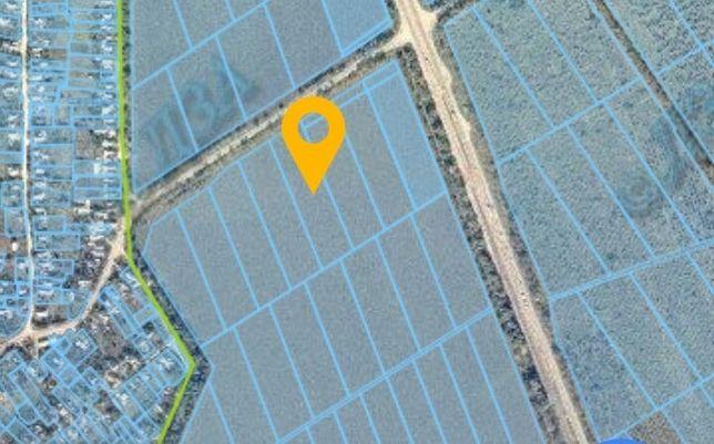 Земельна ділянка площею 1,39 га
