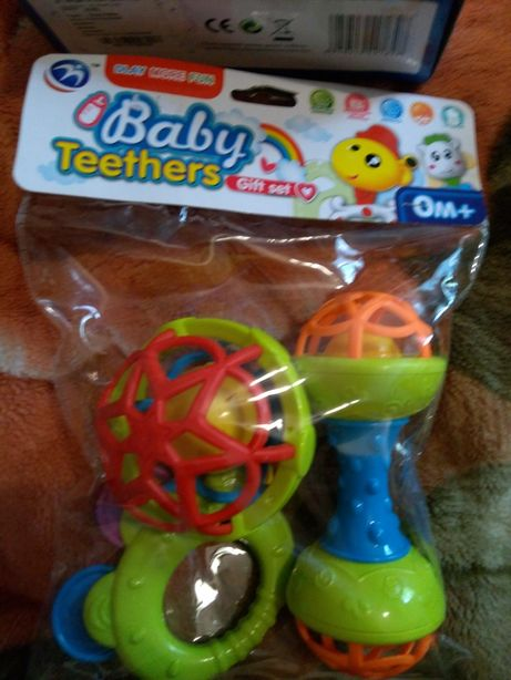 Новые погремушки игрушки