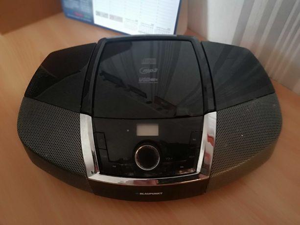 RADIO odtwarzacz CD/MP3/USB BLAUPUNKT BB12 boombox