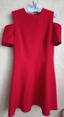 Sukienka orsay czerona