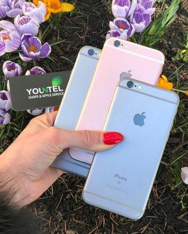 iPhone 6/6s 16/32/64/128gb (/телефон/бу/гарантия/оригінал/купить/айфон
