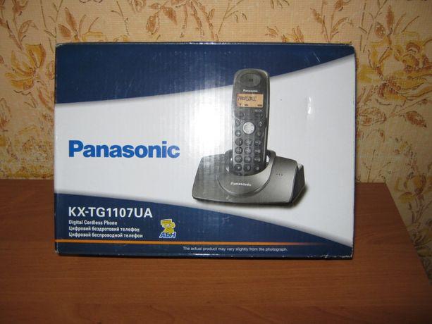 Радиотелефон Panasonik KX-TG11007UA