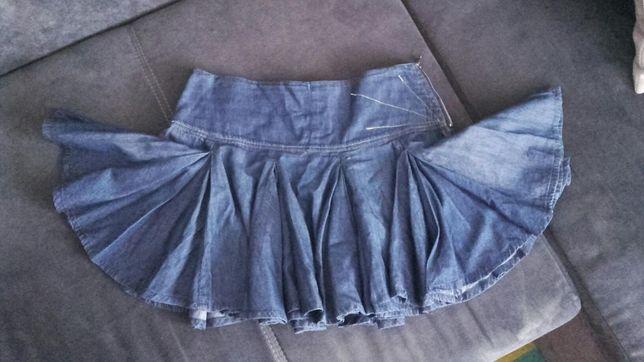 Spódnica mini spódniczka TROLL