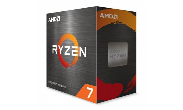 Processador AMD Ryzen 7 5800X 8-Core 3.8GHz c/ Turbo 4.7GHz 36MB