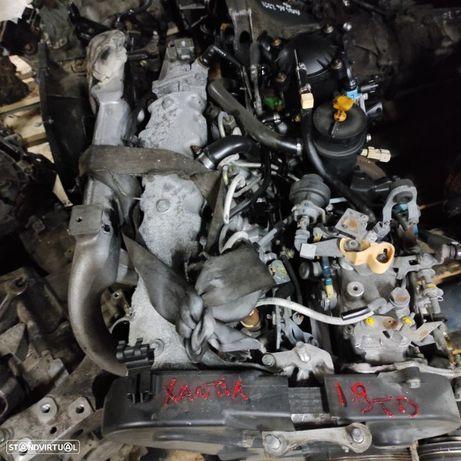Motor Citroen Xantia - Peugeot 306 - Suzuki Vitara 1.9 td