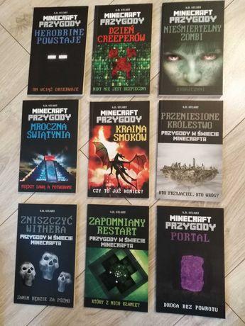 Minecraft książki