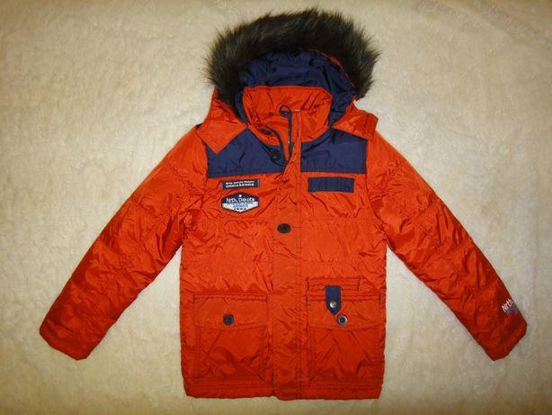 Шикарная яркая деми куртка C&A на мальчика р. 146 (10-11 лет) Германия