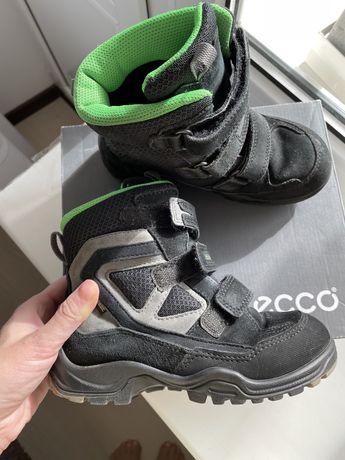 Ботинки зимние ECCO 30 р