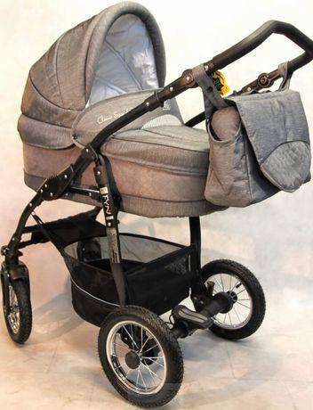 Wózek 3w1 Jedo fyn alu line + fotelik maxi Cosi