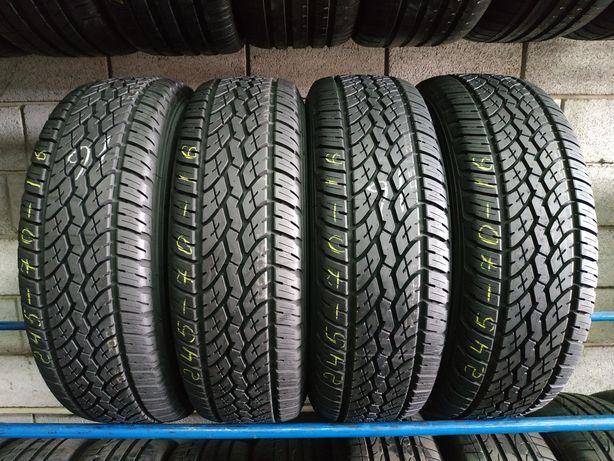 Літні шини 245/70 R16 (107H) YOKOHAMA
