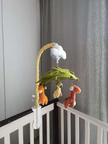 Karuzela do łóżeczka niemowlęcego Skip Hop Giraffe