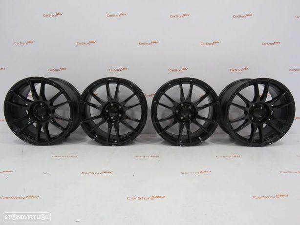Jantes Look OZ Ultraleggera 17 x 7.5 et35 5x100  Preto Brilhante