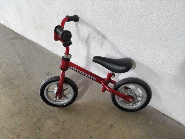 Bicicleta sem pedal Chicco
