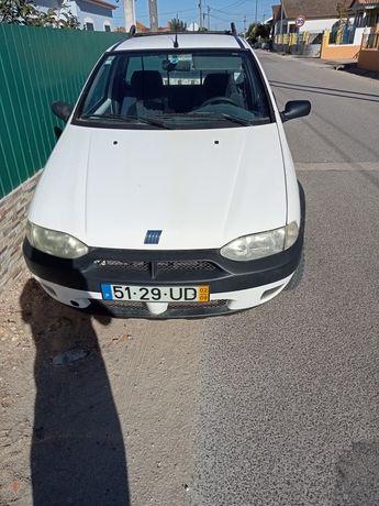 carrinha Fiat Strada
