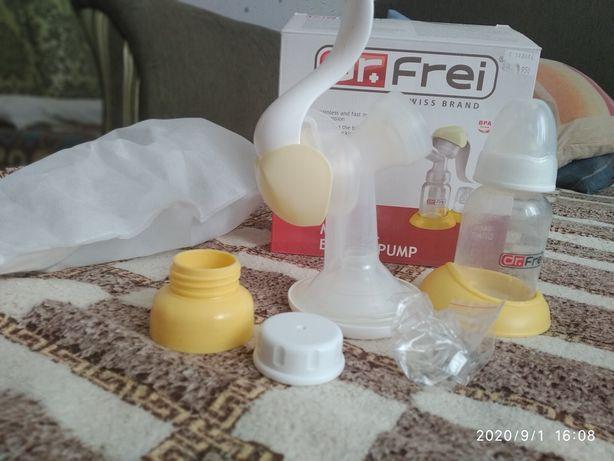 Молокоотсос Dr.Frei (Доктор Фрай) модель GM-10 механический НДС