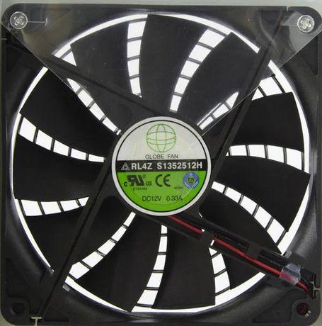 Вентилятор для БП Chieftec Proton BDF Globe Fan RL4Z, S1352512H 135mm