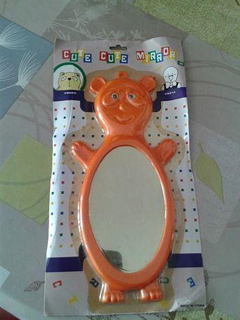 Espelho fofo para criança