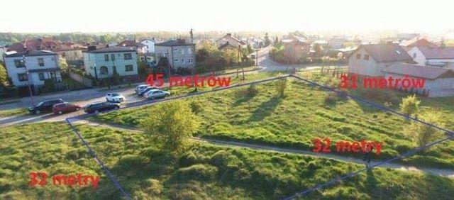 Działka budowlana Sulejów ul. Wschodnia 1321m2