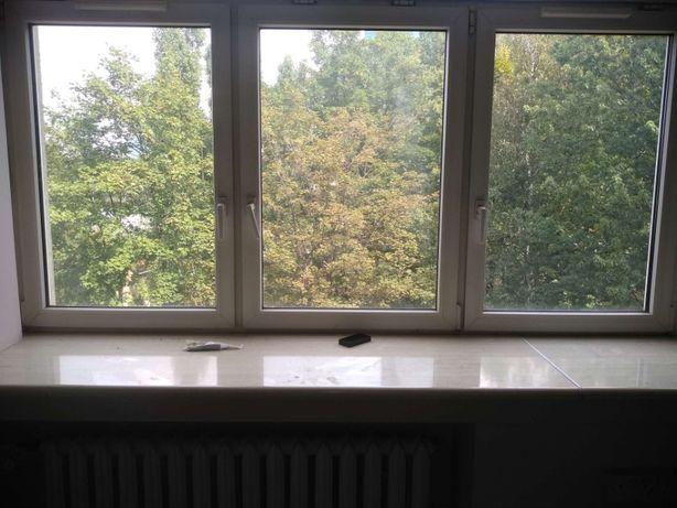 Okno PCV 237 x 123 cm 2370 x 1230 mm
