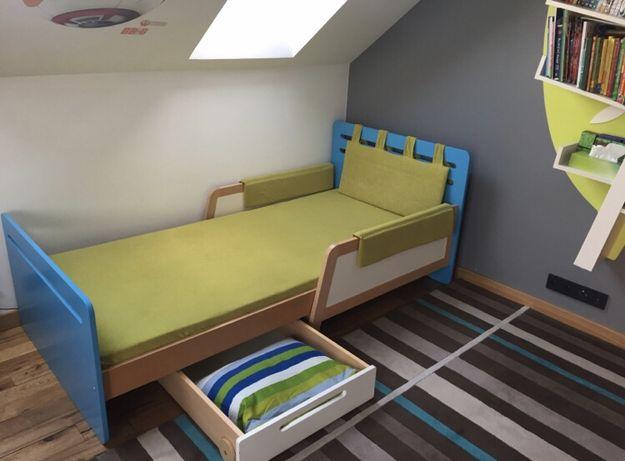 Timoore simple używane łóżko dziecięce