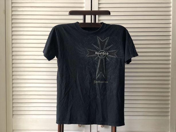 Hard Rock Cafe affliction футболка