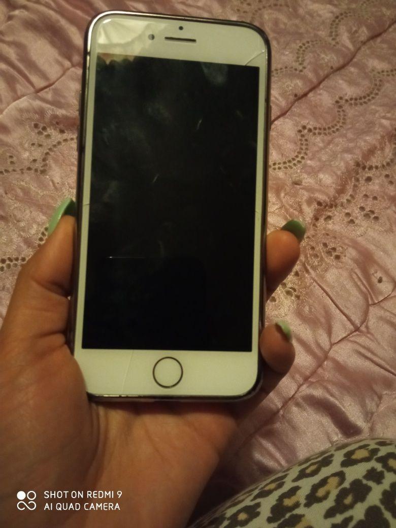 iPhone 7 com para reparação