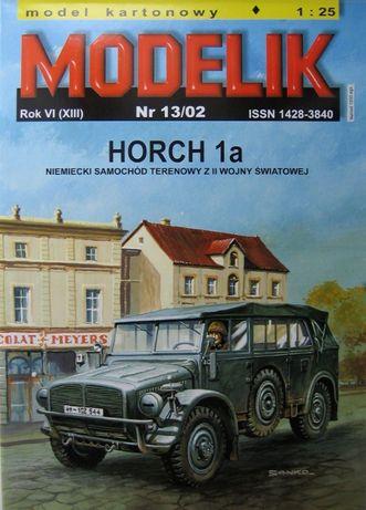 Modelik 13/02 Horch 1a