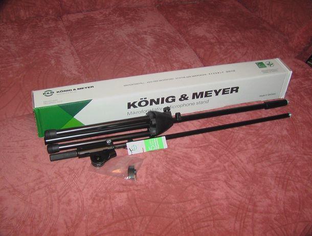 Стойка микрофонная Konig & Meyer 27105, Германия. Новая. Запечатанная.