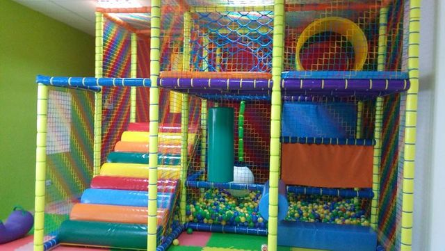 Детский лабиринт, дитячий лабіринт, игровая комната, дитяча кімната
