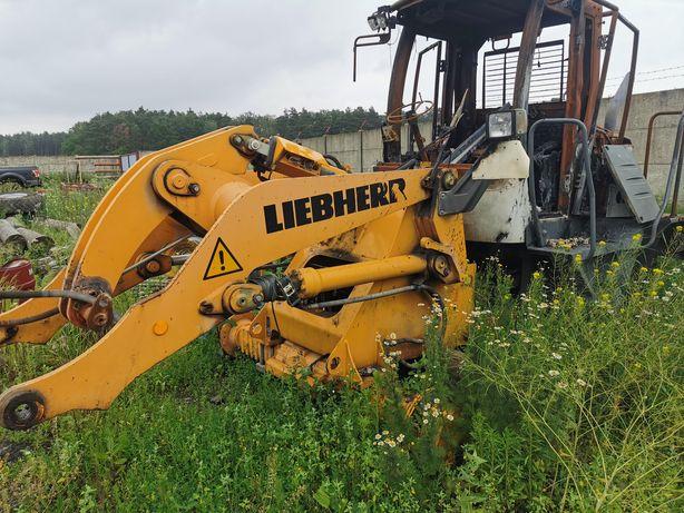 Ładowarka liebherr 524, 2011 R na części