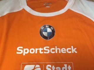 piękna koszulka termoaktywna BMW rozmiar L Asics Inowrocław - image 1
