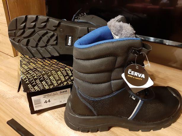 Buty ocieplane Cerva r.44