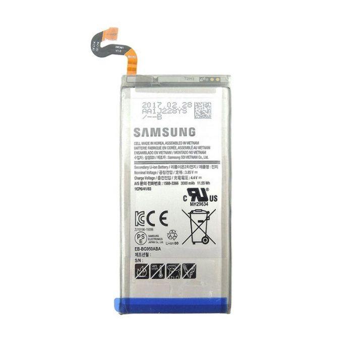 Bateria Samsung Galaxy S8 / S8 Plus Original Cacém E São Marcos - imagem 1