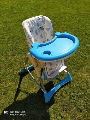 Krzesełko / stolik do karmienia dla dzieci