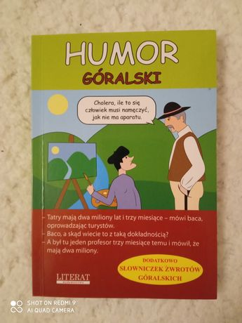 Humor góralski. Książeczka