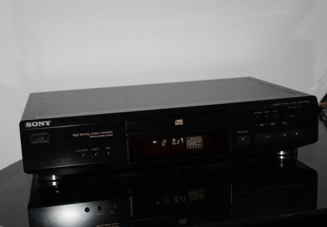 SONY CDP-XE220 Odtwarzacz płyt CD wyjście optyczne Wysyłka