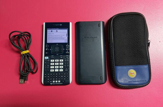 Calculadora gráfica Texas instruments Ti-nspire CX I c/bolsa e cabo